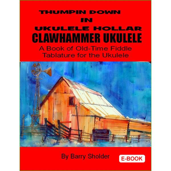 Thumpin-down-the-holler-e-book